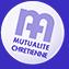 Logo du partenaire Mutualité Chrétienne en bleu