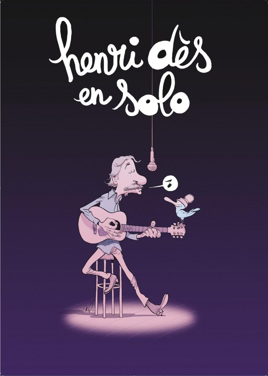 Henri Dès solo