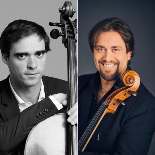 Place aux artistes : Place aux violoncelles ! - Duo Debrus - Jenlis