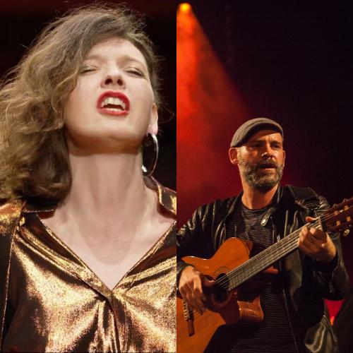 Place aux artistes : Sarah Théry et Cédric Van Caillie présentent Ostinato Blues