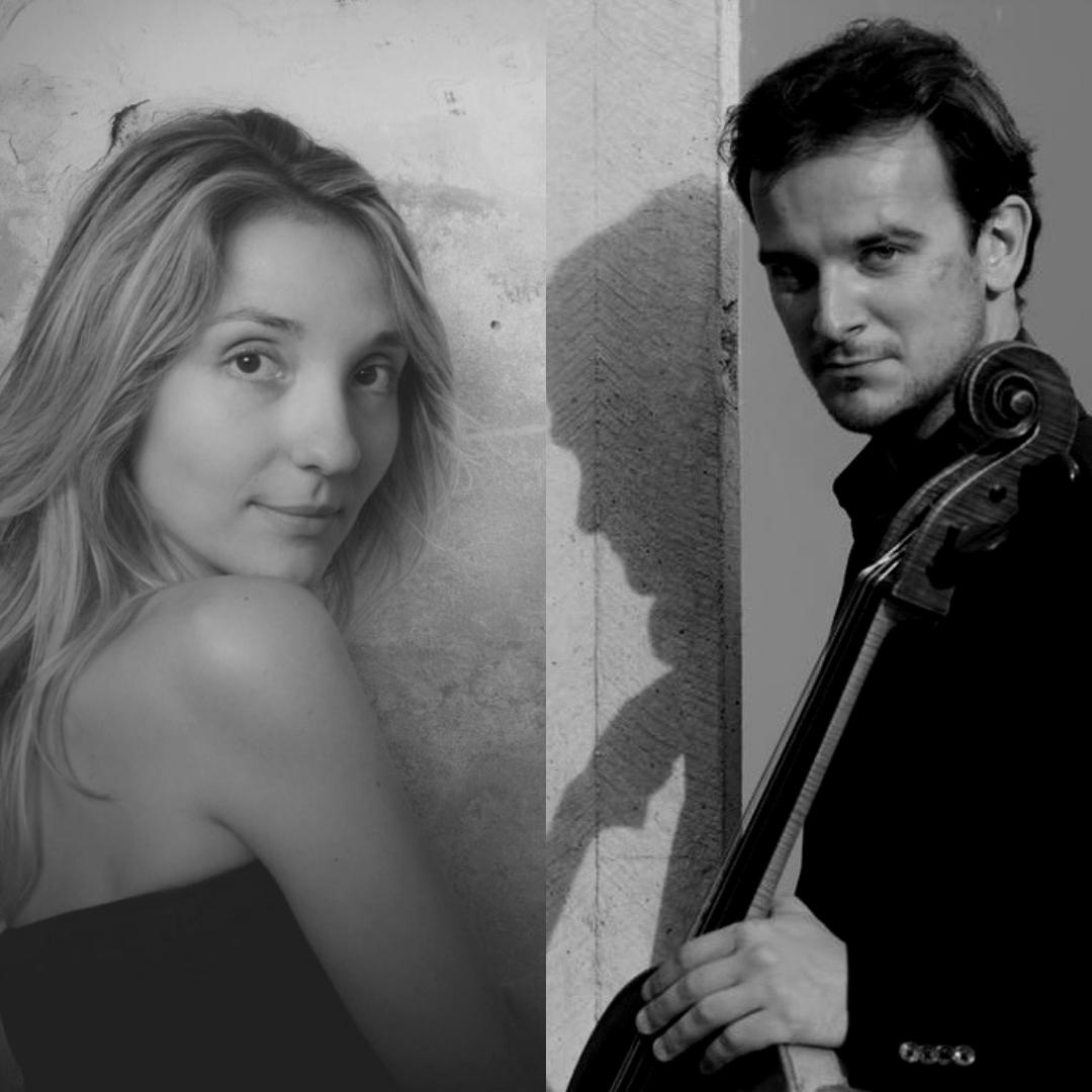 Georgi Anichenko (©DR) et Anastasya Terenkova (©Michaël Terraz)