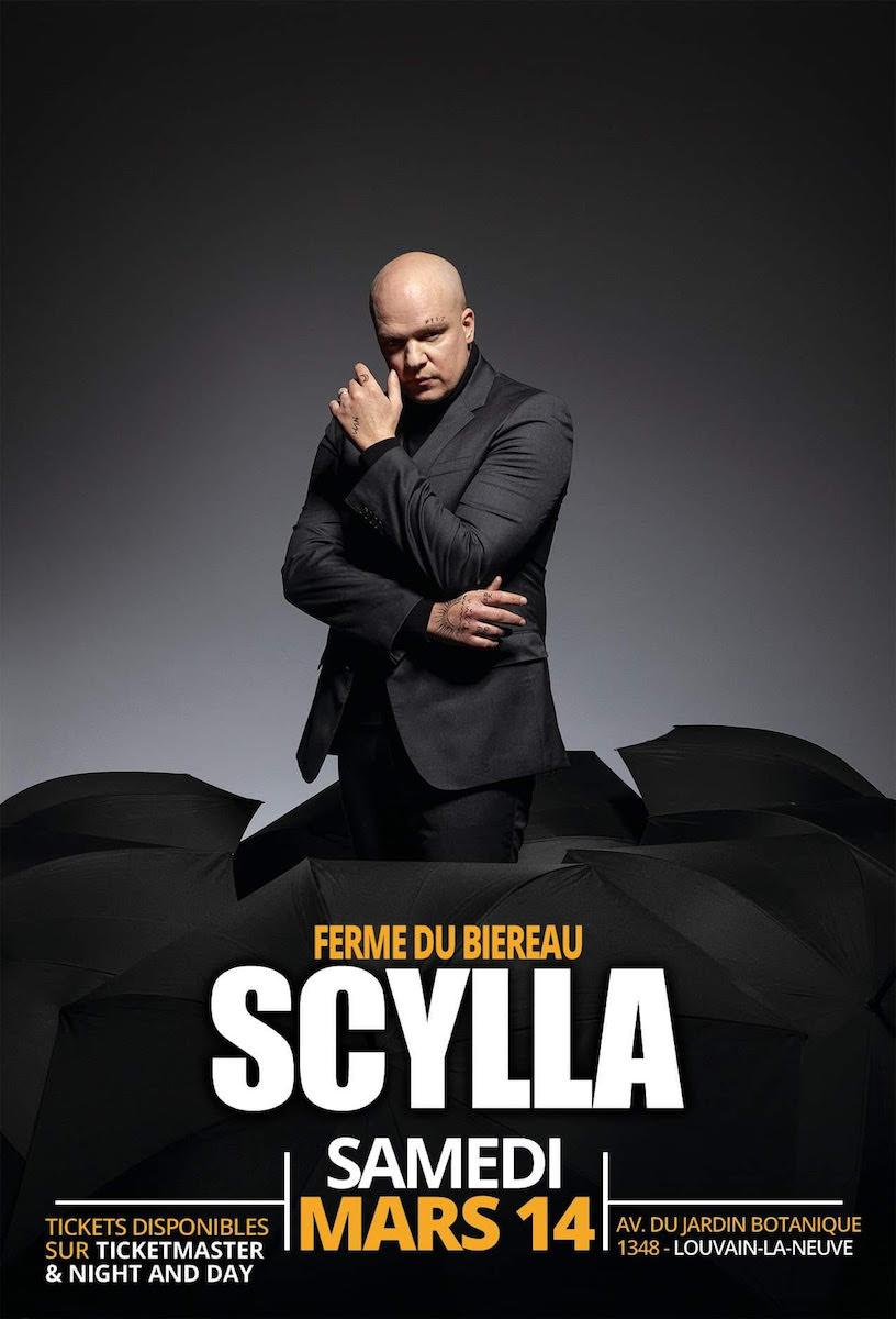 scylla affiche