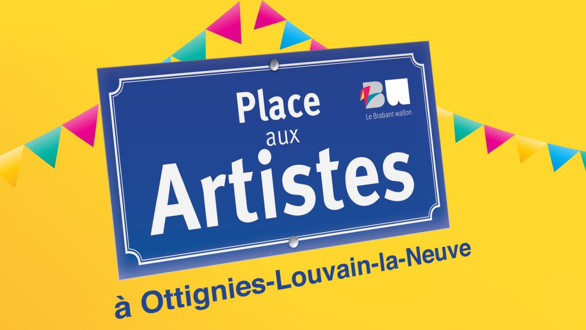banner Place aux artistes