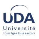 Logo du partenaire Université des Ainés