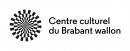 Logo du partenaire Centre Culturel du Brabant wallon en bleu