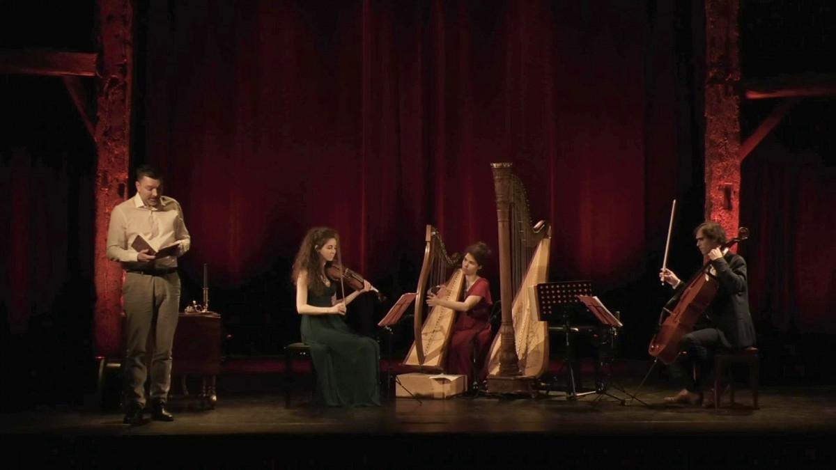 Une Auberge musicale à l'époque napoléonienne